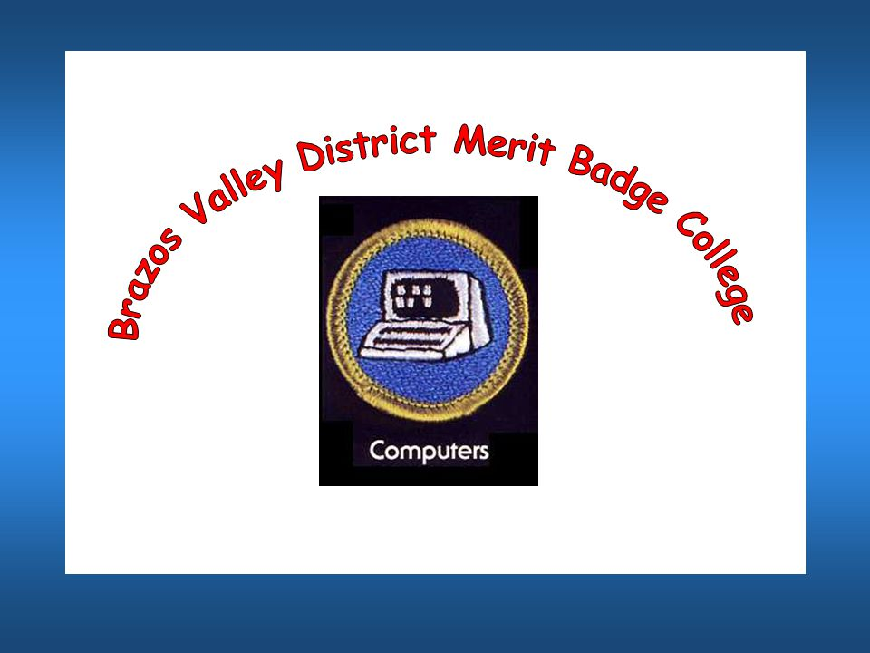 Brazos Valley District Merit Badge College