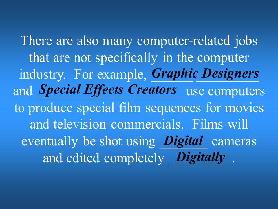 Special Effects Creators