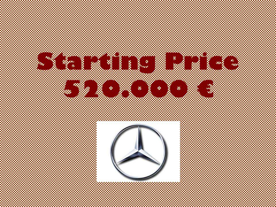 Starting Price 520.000 €
