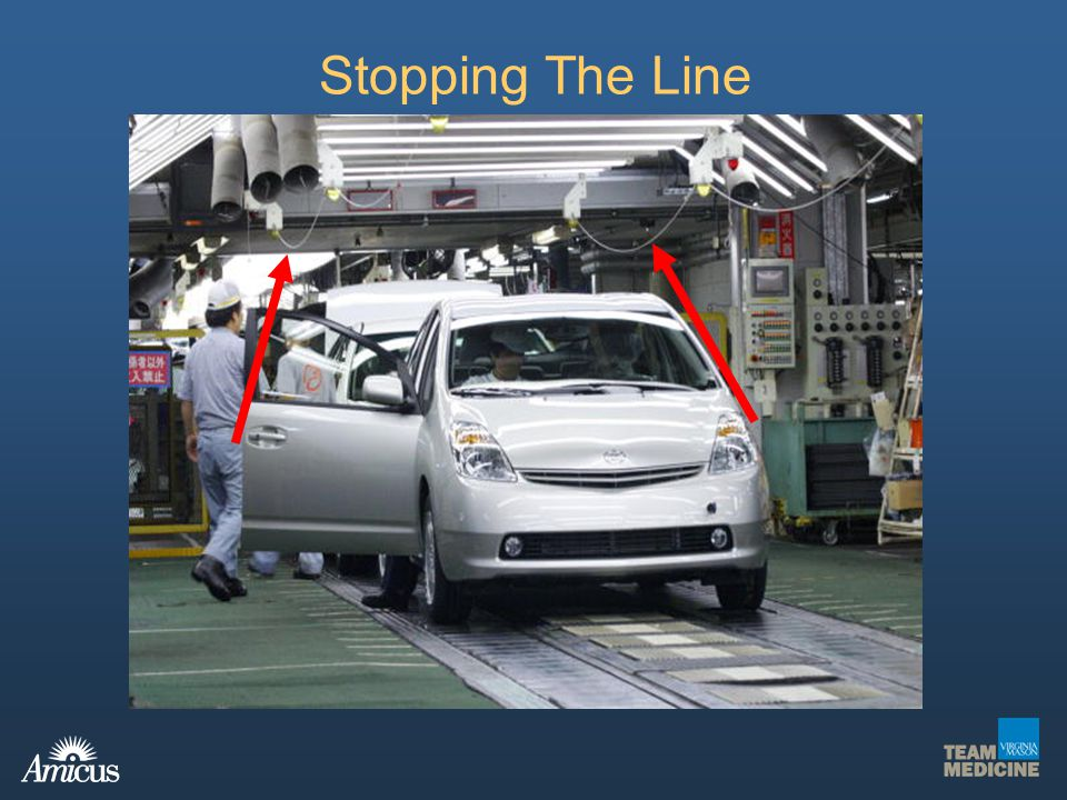 Stopping The Line