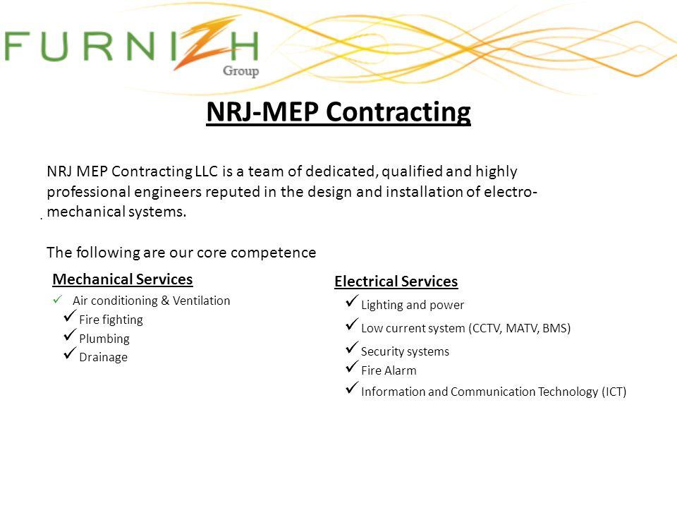 NRJ-MEP Contracting