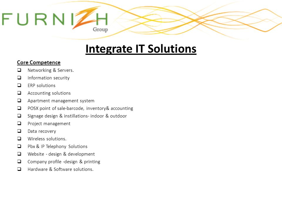 Integrate IT Solutions