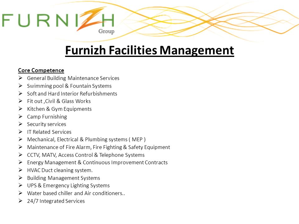 Furnizh Facilities Management