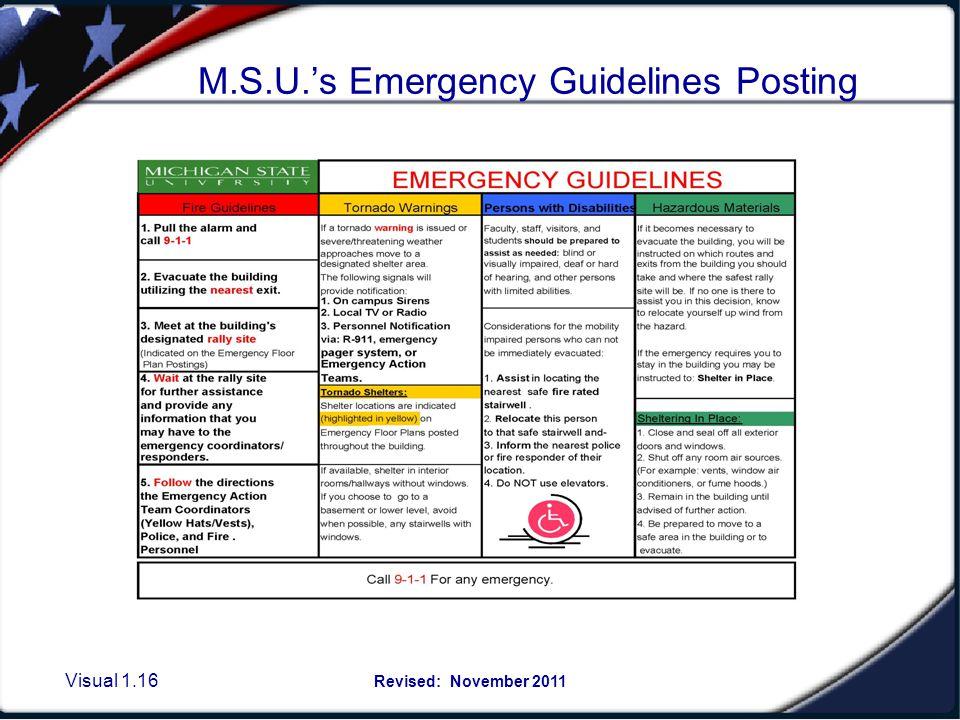 Emergency Communication