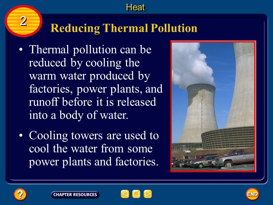 Reducing Thermal Pollution