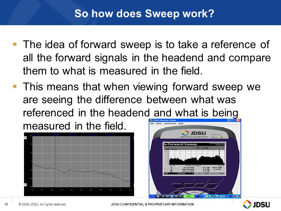 So how does Sweep work