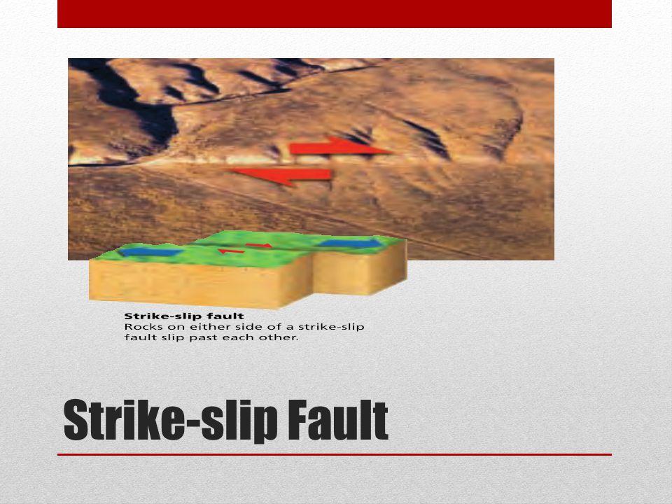 Strike-slip Fault strike-slip fault