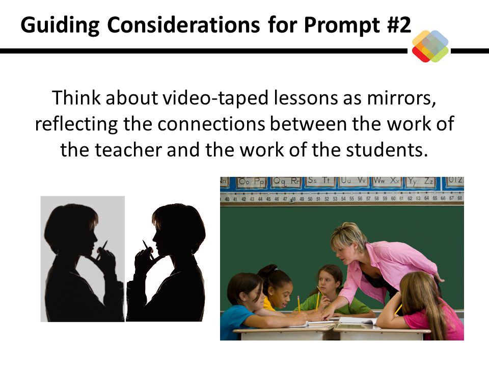 Guiding Considerations for Prompt #2