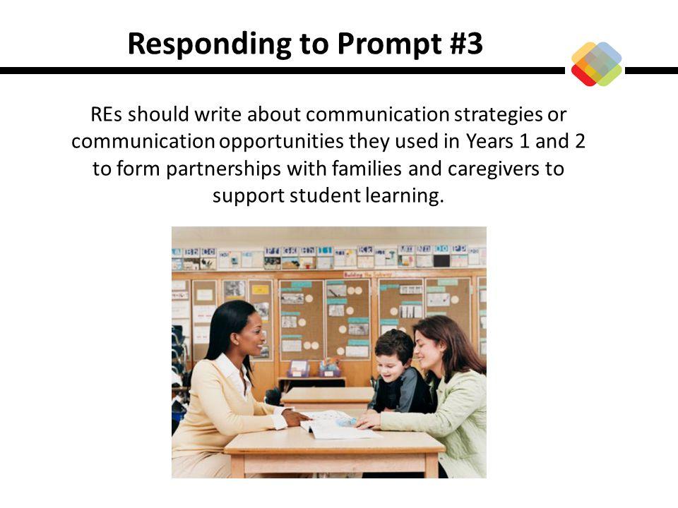Responding to Prompt #3