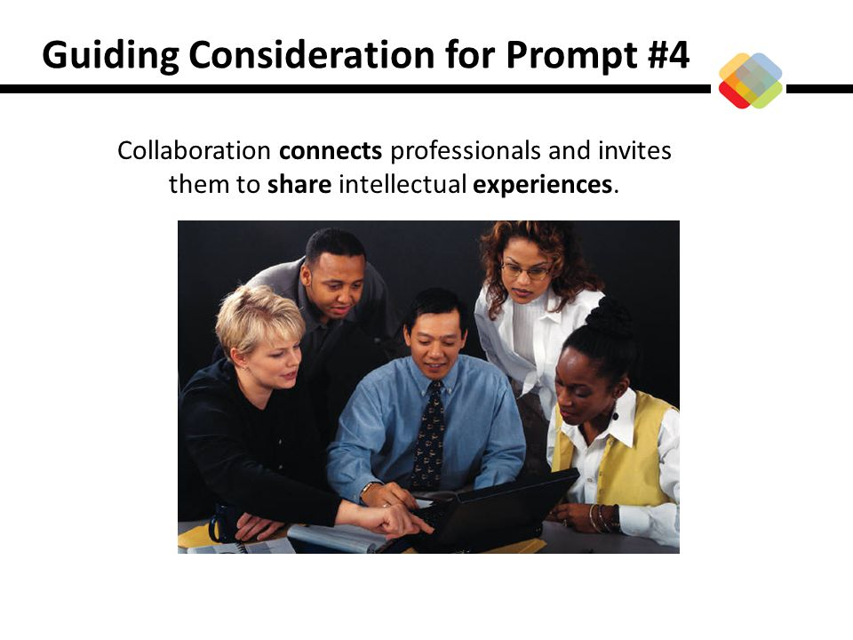 Guiding Consideration for Prompt #4