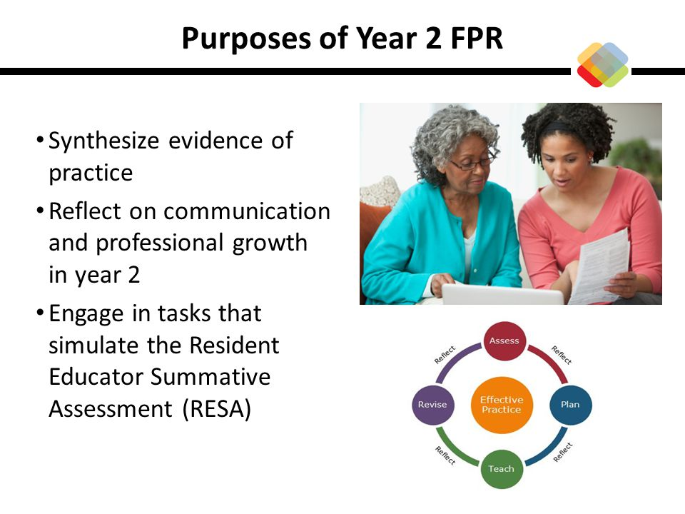 Careful attention to detail in the FPR helps prepare REs for the RESA.