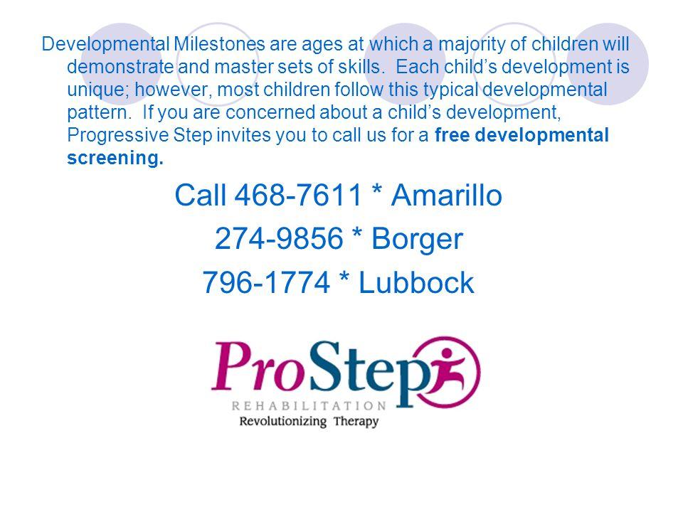 Call 468-7611 * Amarillo 274-9856 * Borger 796-1774 * Lubbock