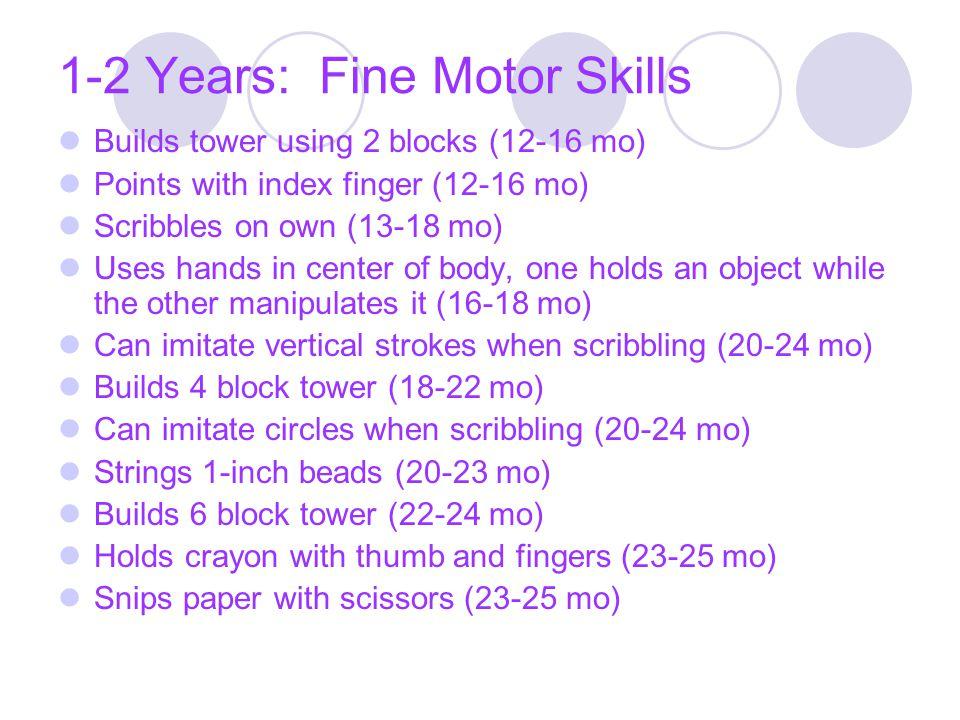 Developmental Milestones Ages 0 5 Years Ppt Video