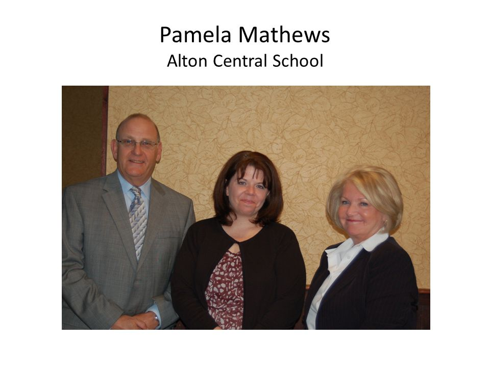 Pamela Mathews Alton Central School