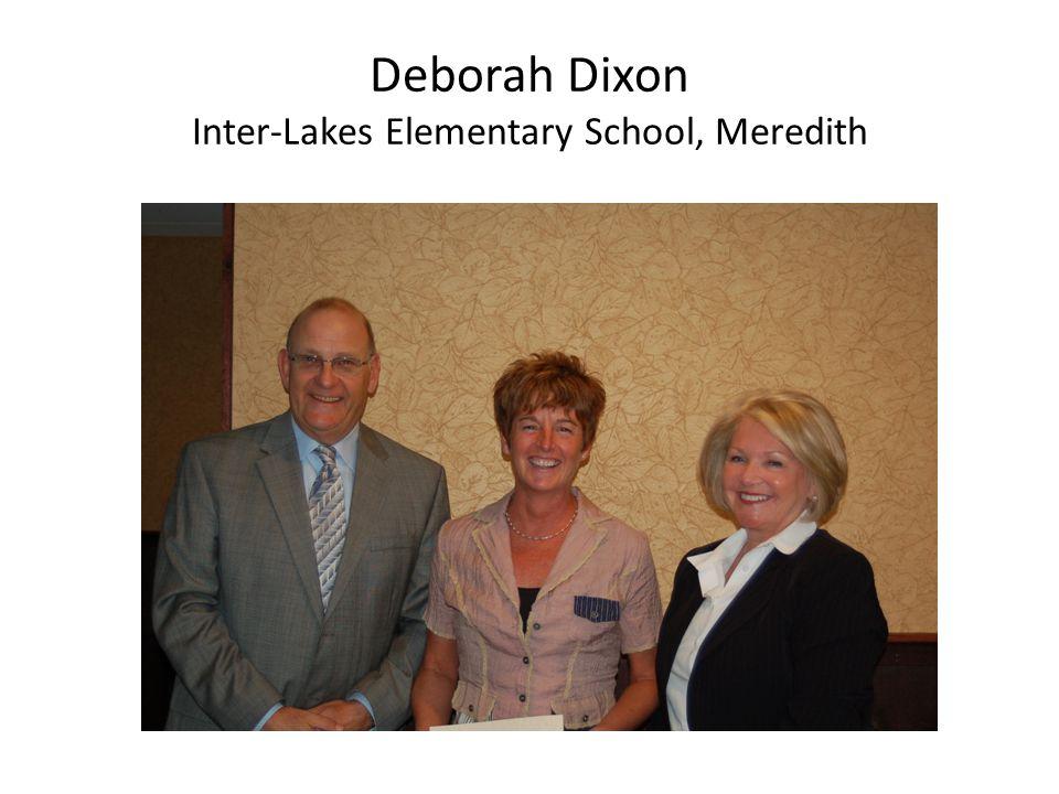 Deborah Dixon Inter-Lakes Elementary School, Meredith