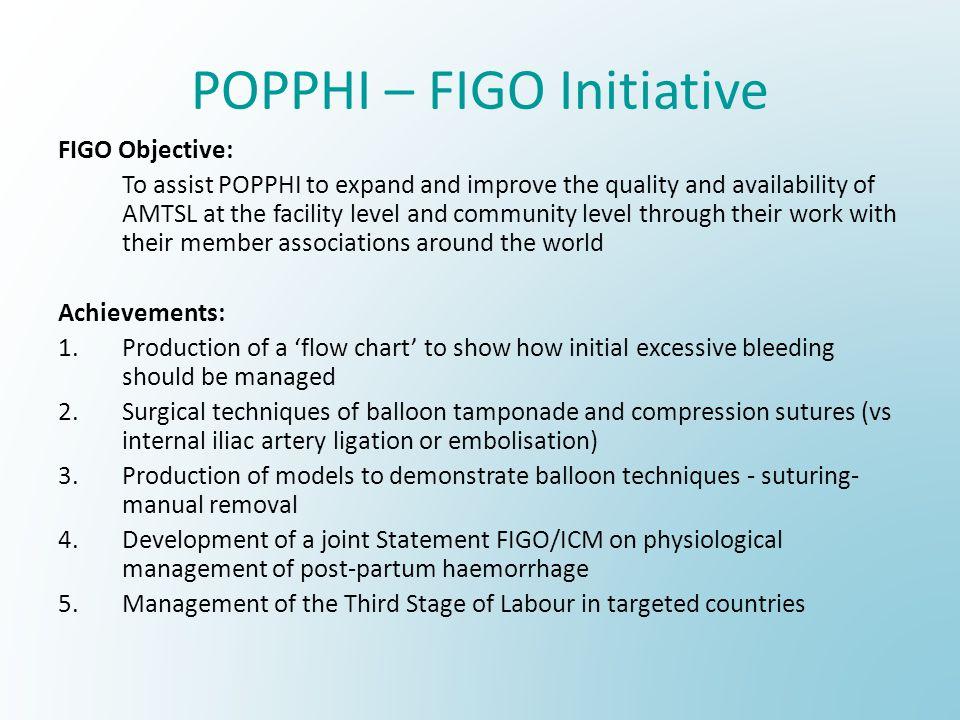 POPPHI – FIGO Initiative