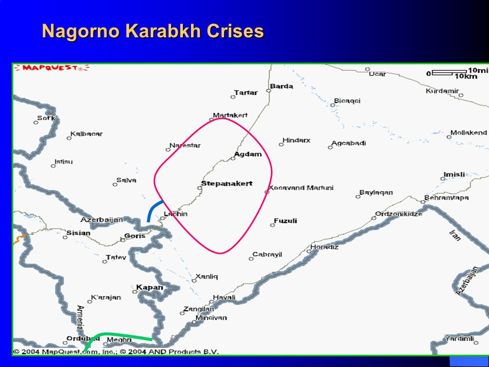 Nagorno Karabkh Crises