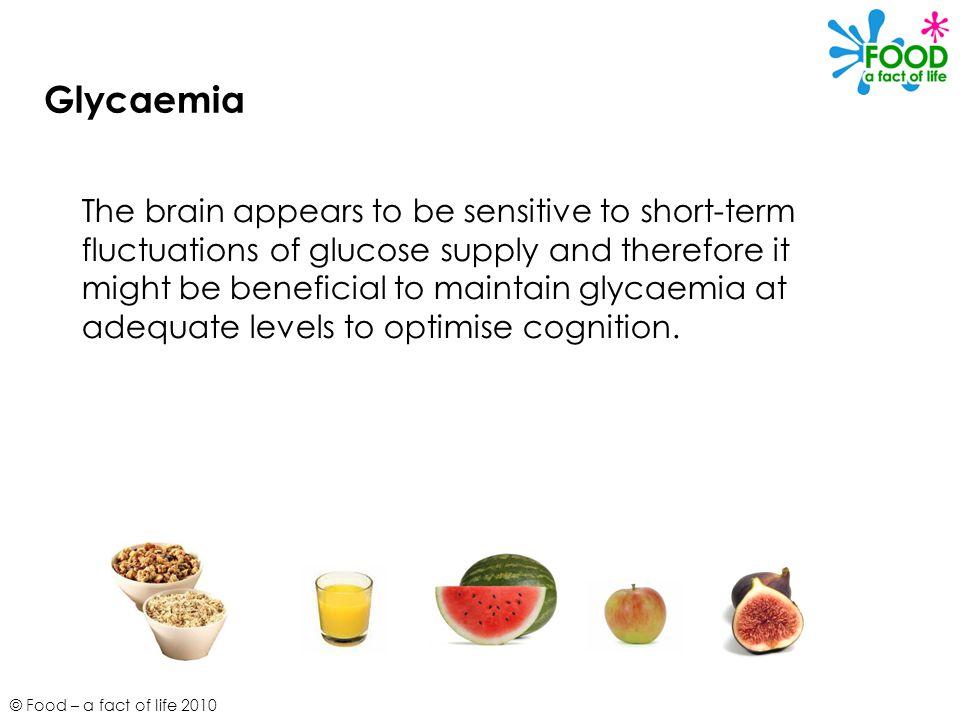 Glycaemia