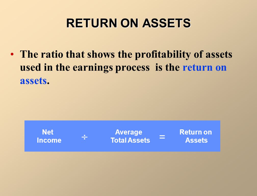 Income Total Assets Assets