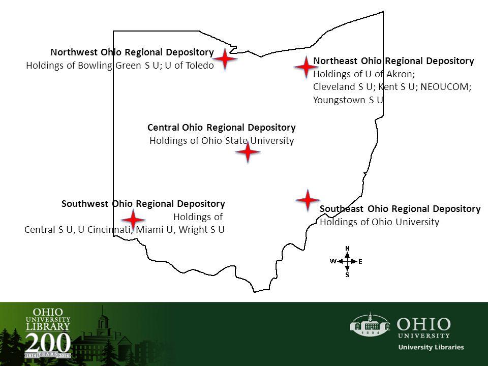 Central Ohio Regional Depository