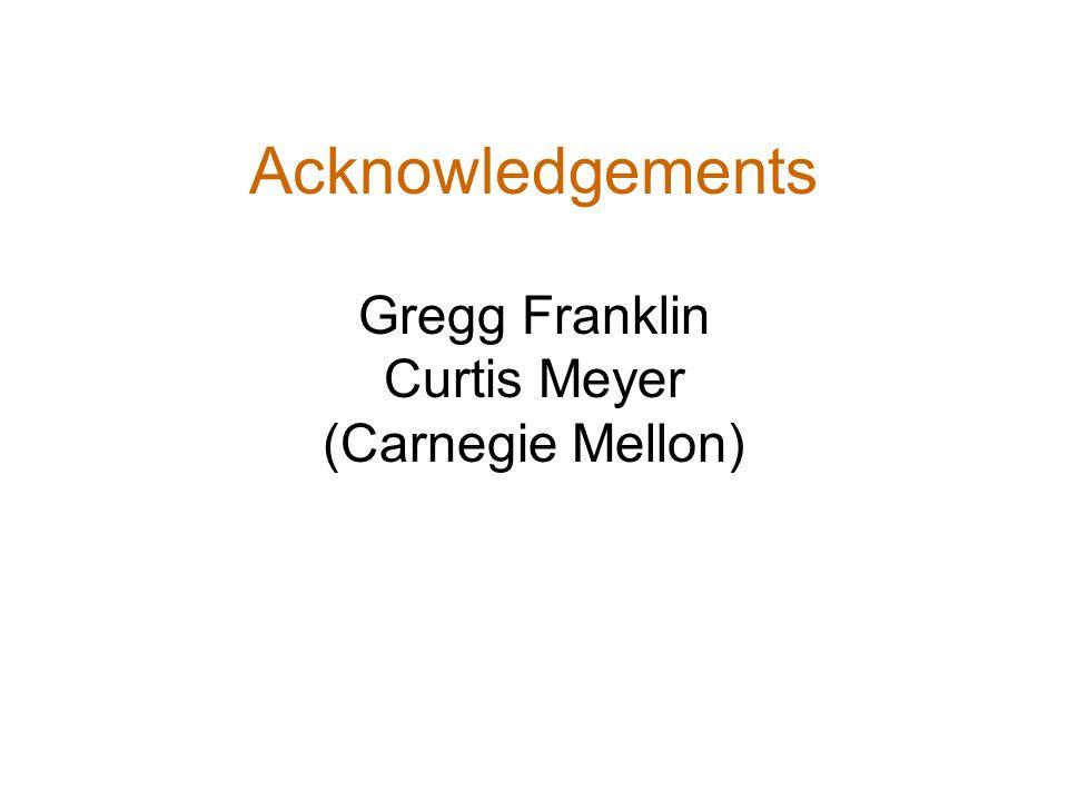 Gregg Franklin Curtis Meyer (Carnegie Mellon)