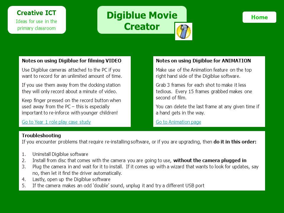 Digiblue Movie Creator