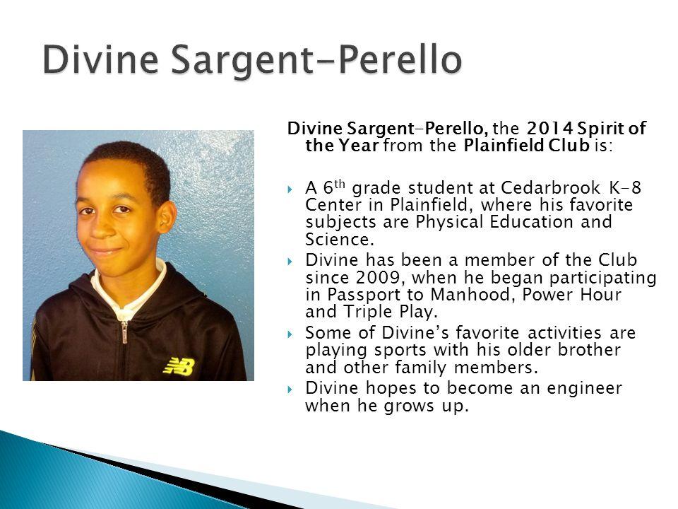 Divine Sargent-Perello