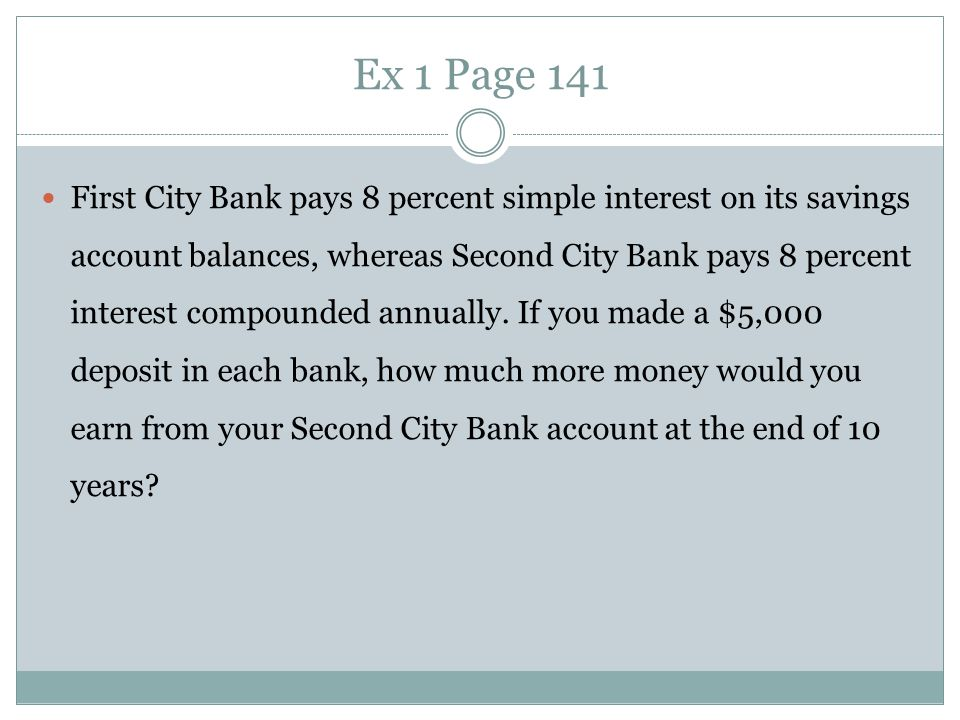 Ex 1 Page 141