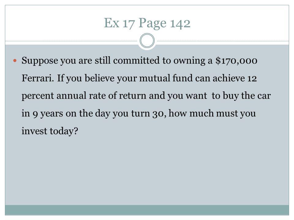 Ex 17 Page 142