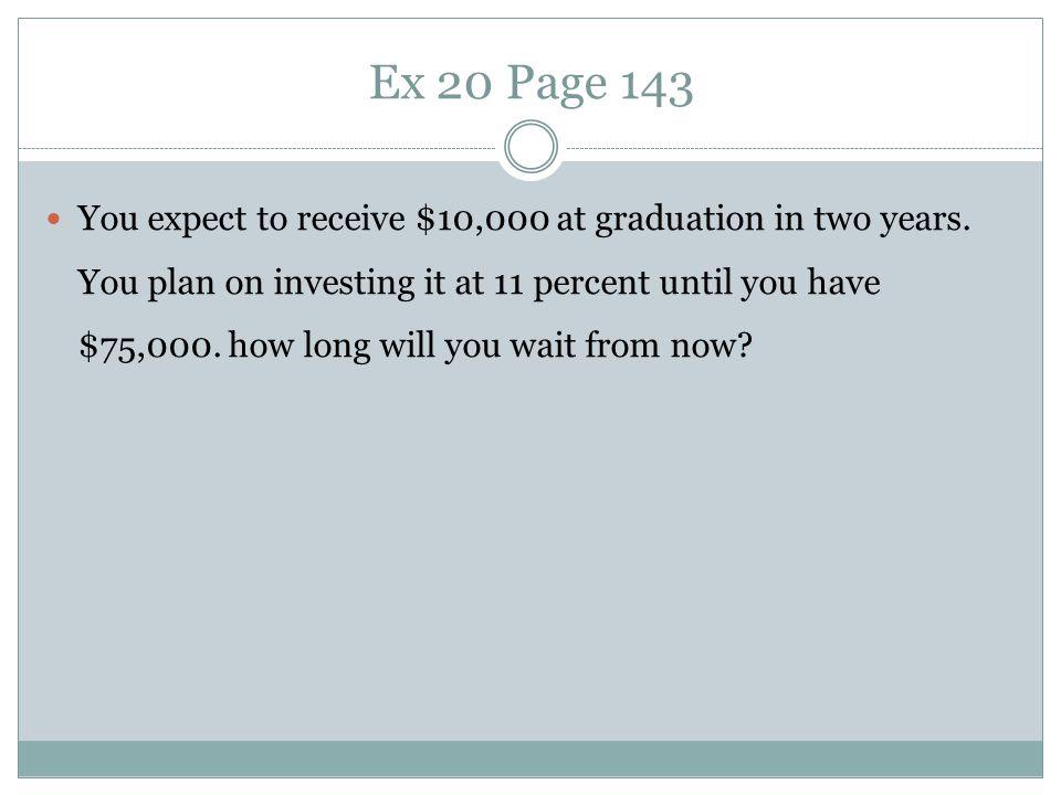 Ex 20 Page 143