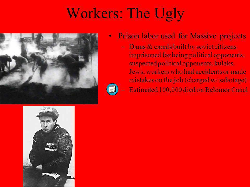 Workers: The Ugly Prison labor used for Massive projects