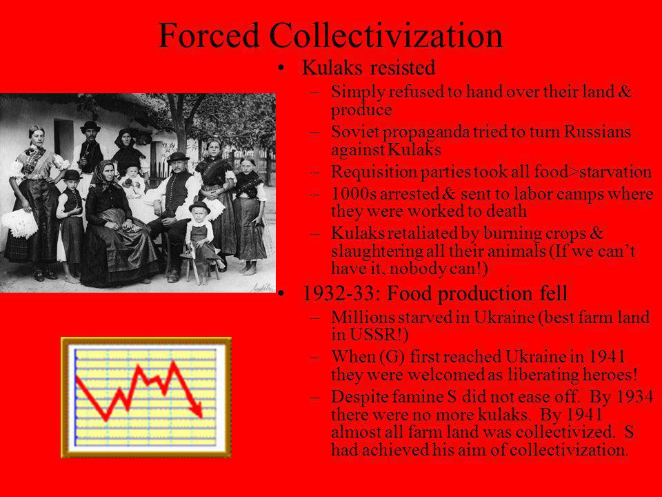 Forced Collectivization