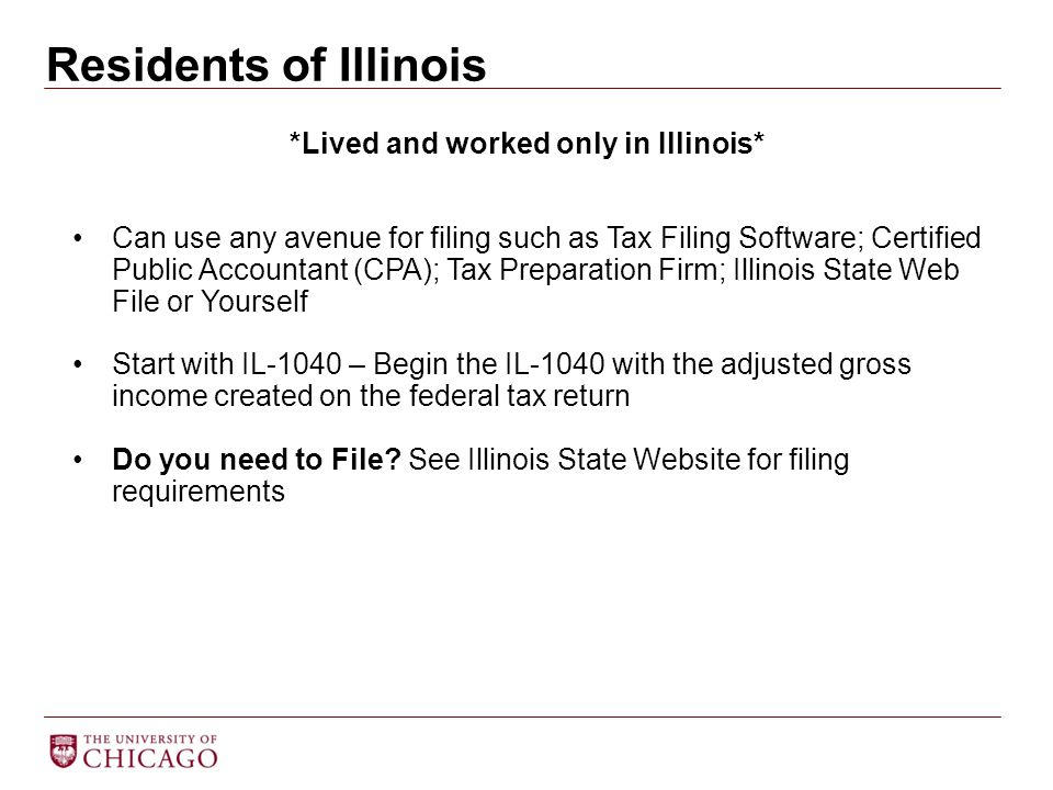 *Lived and worked only in Illinois*