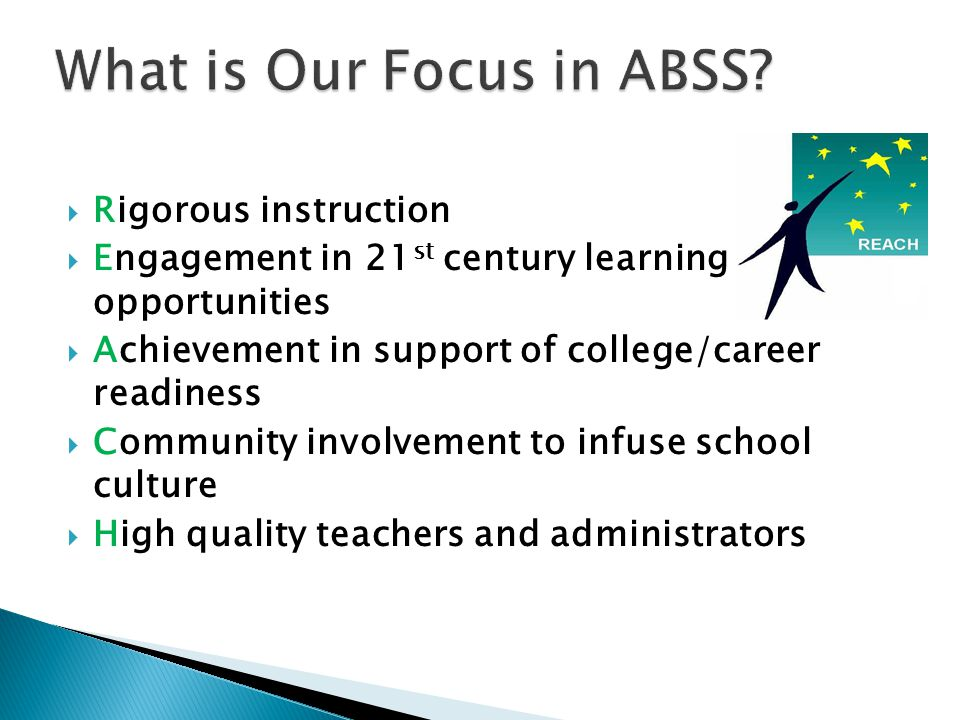 What is Our Focus in ABSS