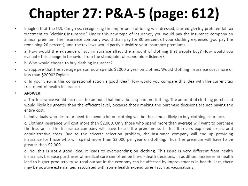 Chapter 27: P&A-5 (page: 612)