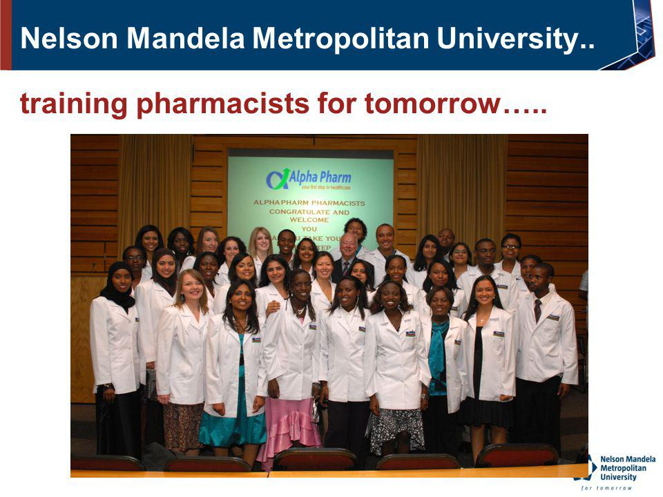 Nelson Mandela Metropolitan University..