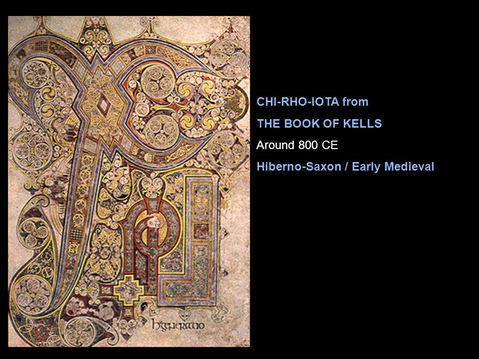 Hiberno-Saxon / Early Medieval