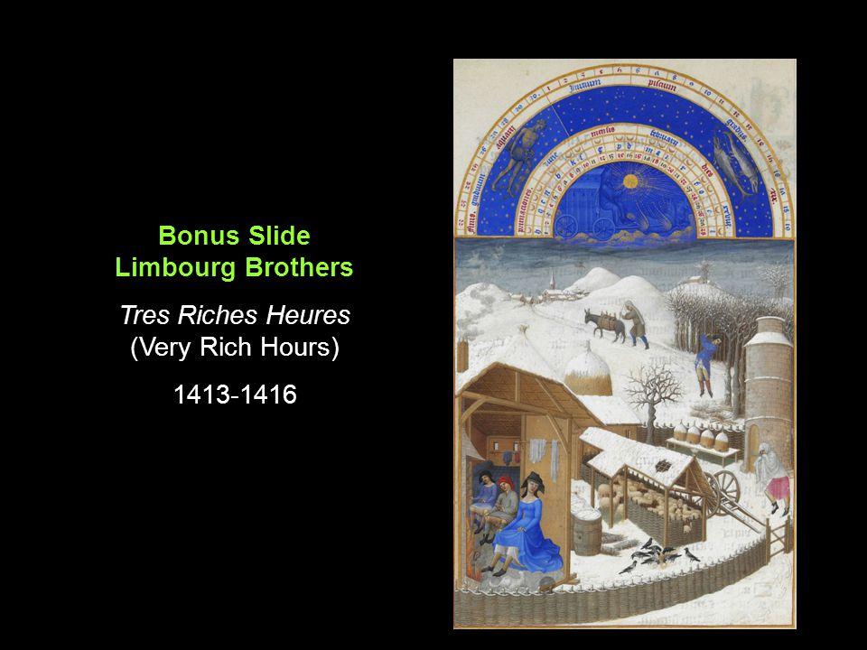 Bonus Slide Limbourg Brothers