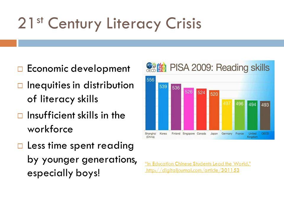21st Century Literacy Crisis