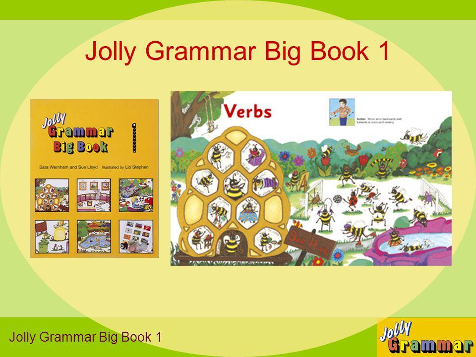 Jolly Grammar Big Book 1 Jolly Grammar Big Book 1