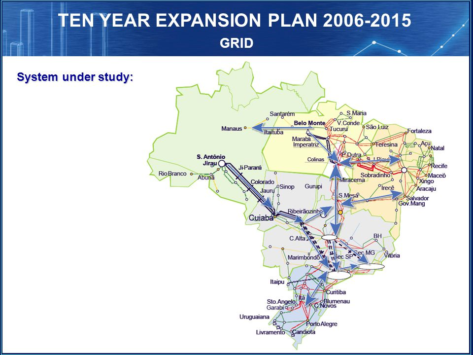 TEN YEAR EXPANSION PLAN 2006-2015