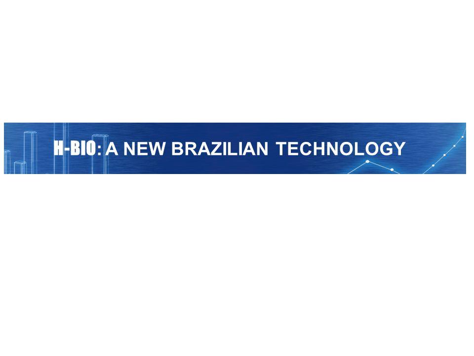 H-BIO: A NEW BRAZILIAN TECHNOLOGY