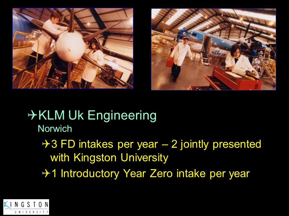 KLM Uk Engineering Norwich