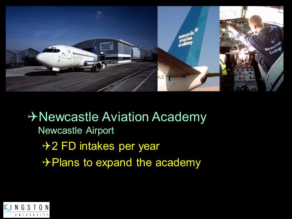 Newcastle Aviation Academy Newcastle Airport