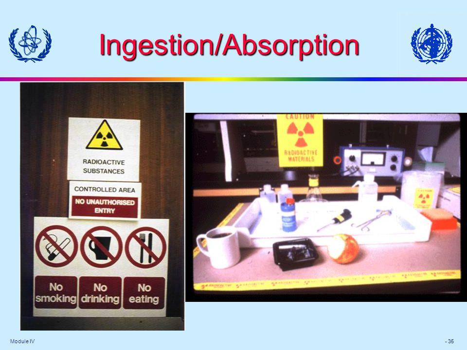 Ingestion/Absorption