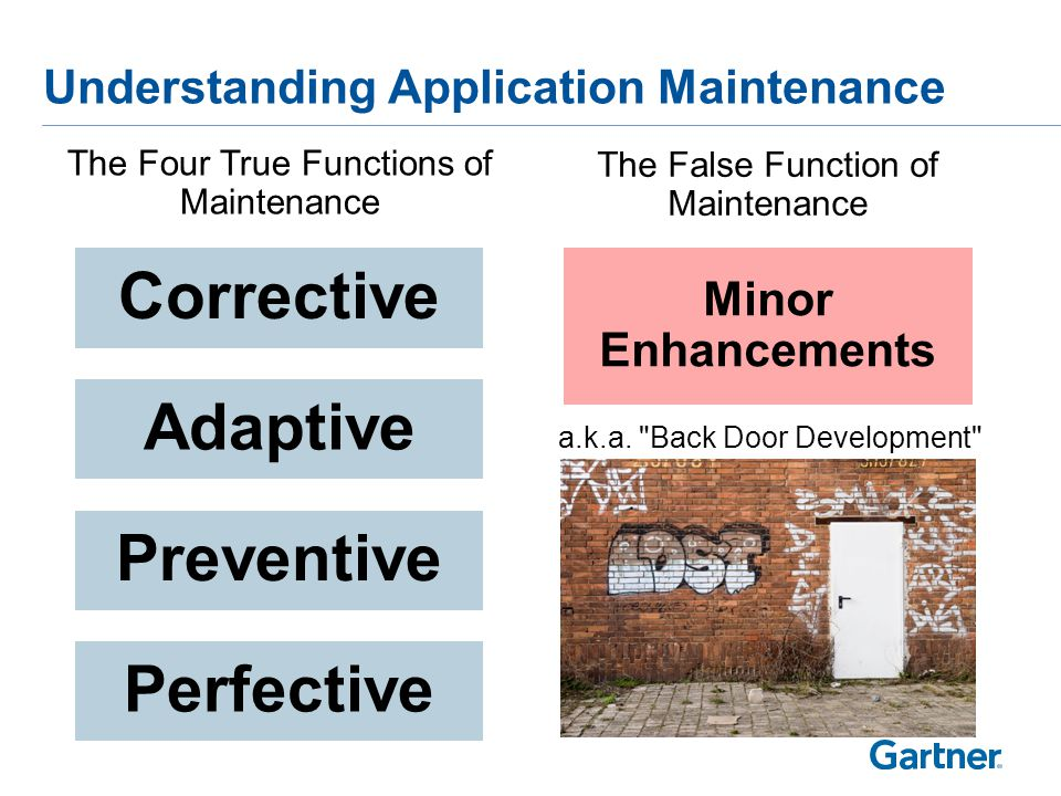 The Three Critical Application Attributes