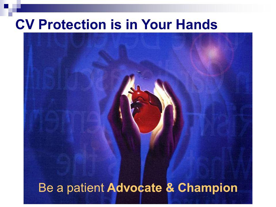 Be a patient Advocate & Champion