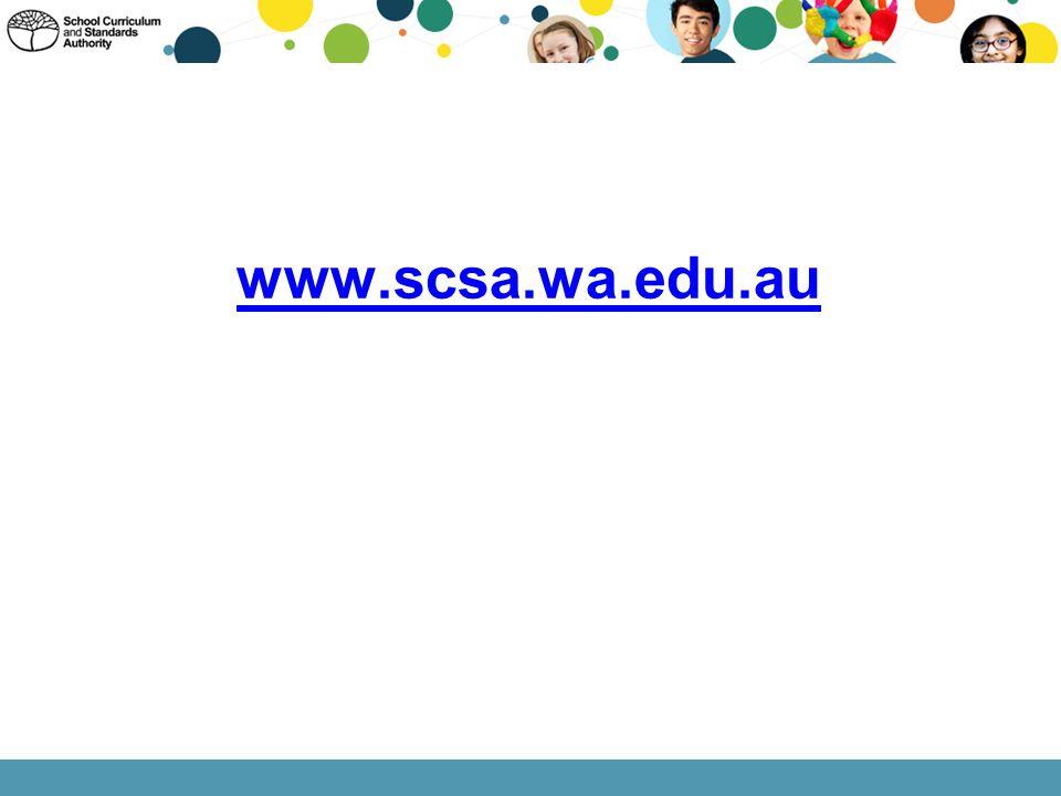www.scsa.wa.edu.au 2014/3845v2