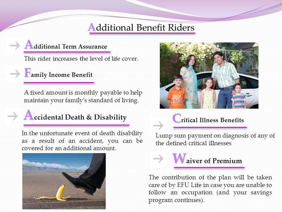 Accidental Death & Disability