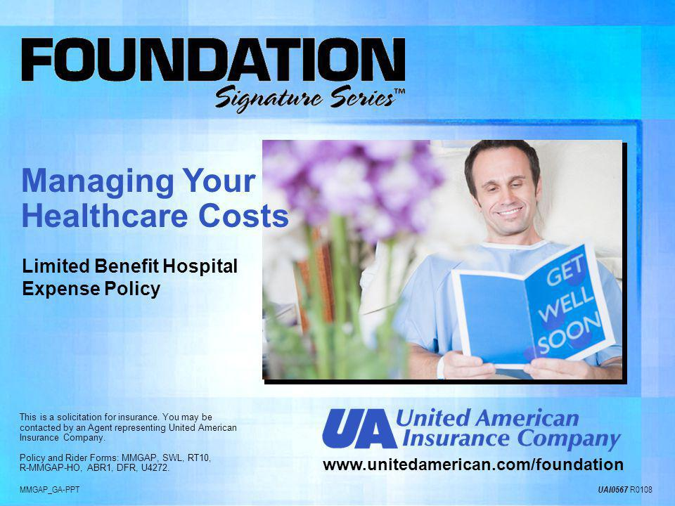 Managing Your Healthcare Costs